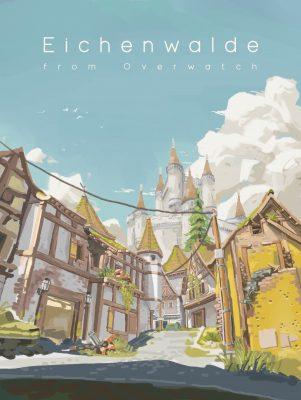 Overwatch - Eichenwalde