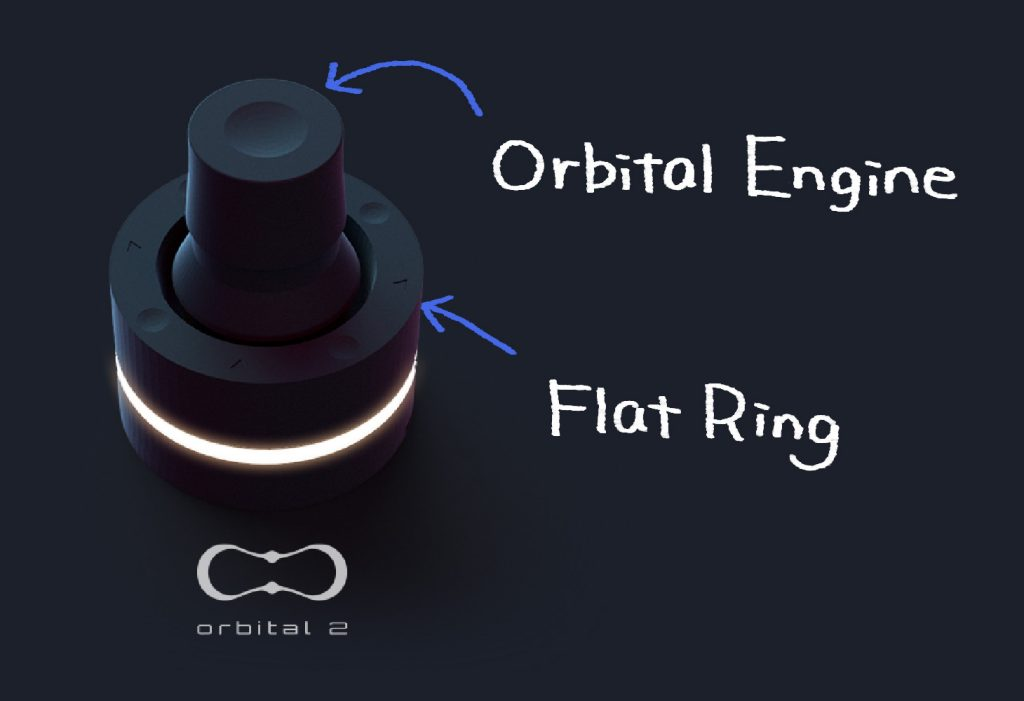 Orbital2 - Orbital EngineとFlat Ring